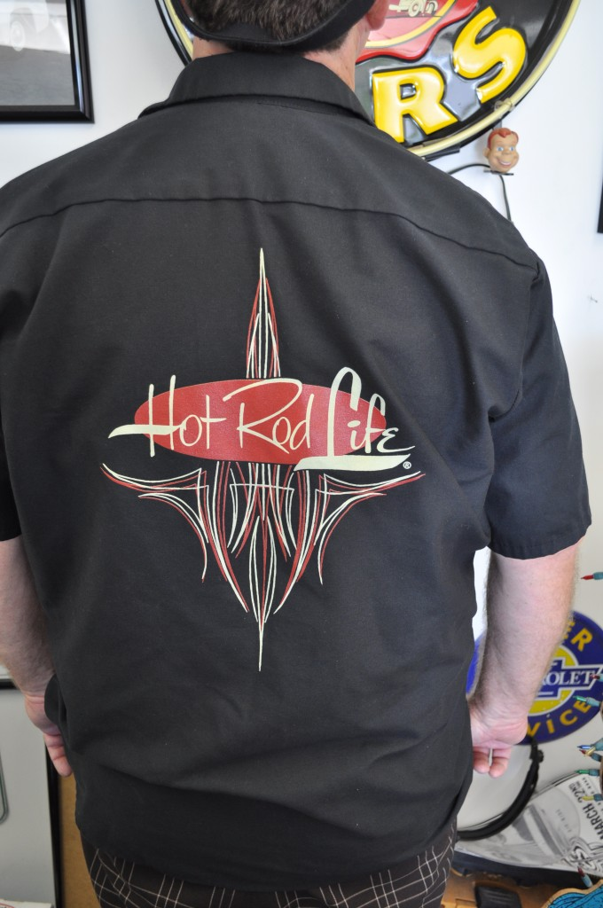 Hot Rod Life Work Shirt