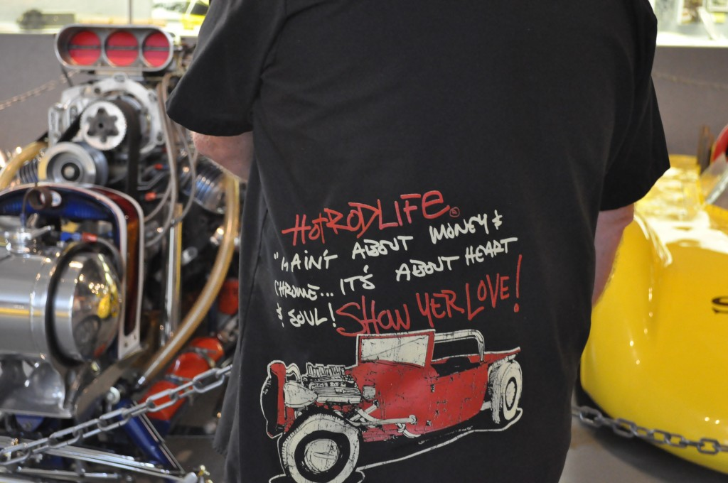 Show Yer Love Work Shirt!