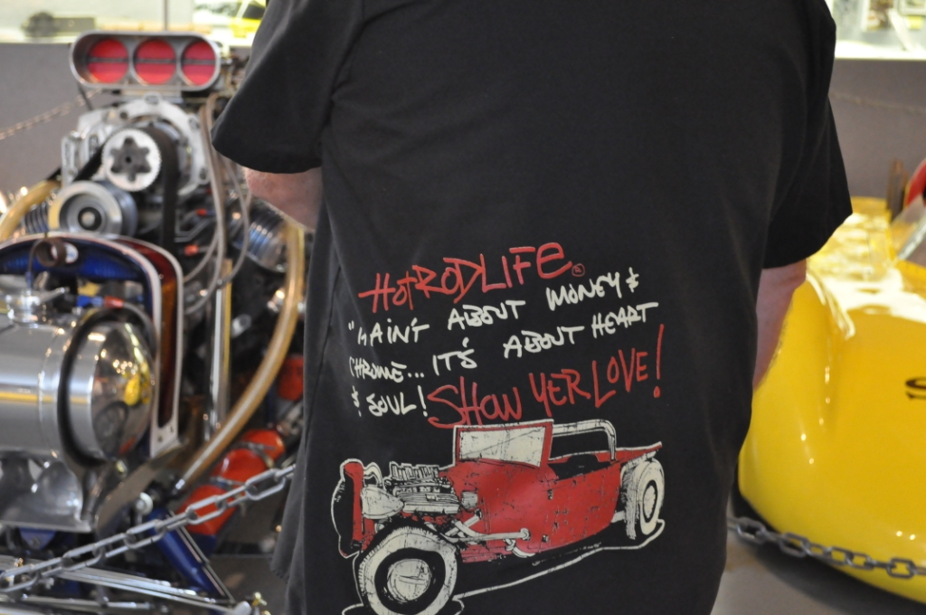 Show Yer Love Work Shirt